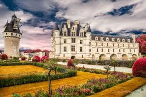 un château extraordinaire